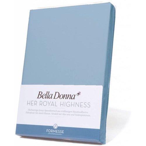 Formesse Bella Donna hoeslaken Jersey lichtblauw