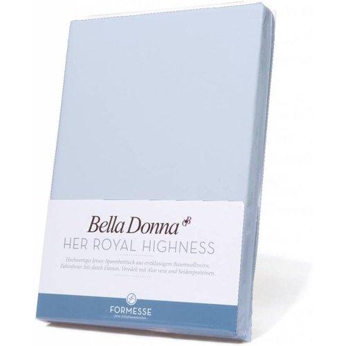 Formesse Bella Donna hoeslaken Jersey hemelsblauw