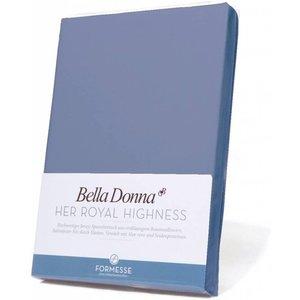 Formesse Bella Donna hoeslaken Jersey jeansblauw