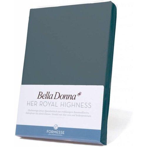 Formesse Bella Donna hoeslaken Jersey blauwgrijs