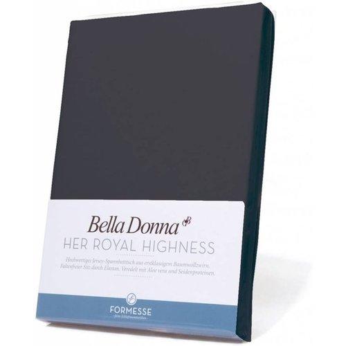 Formesse Bella Donna hoeslaken Jersey antraciet