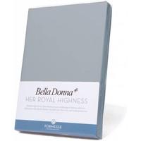 Bella Donna hoeslaken Jersey lichtgrijs
