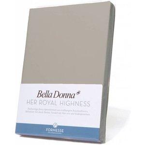 Formesse Bella Donna hoeslaken Jersey parelgrijs