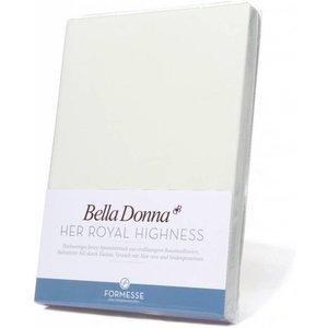 Formesse Bella Donna hoeslaken Jersey wolwit