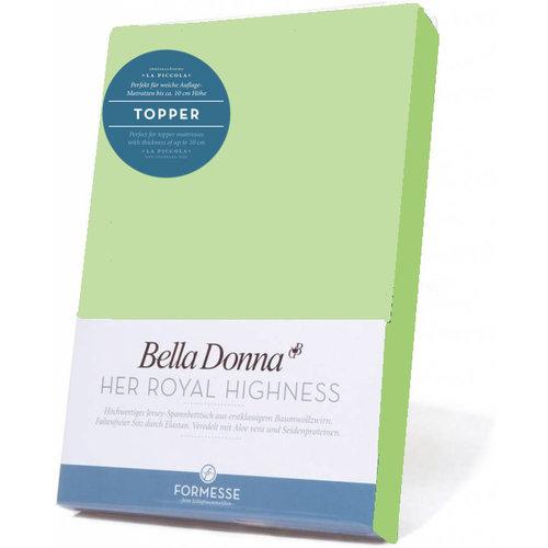 Formesse Bella Donna La Piccola topper hoeslaken Jersey mint