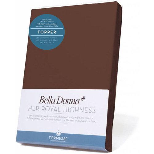 Formesse Bella Donna La Piccola topper hoeslaken Jersey cafe