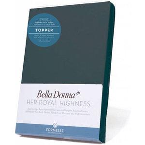 Formesse Bella Donna La Piccola topper hoeslaken Jersey graffiet