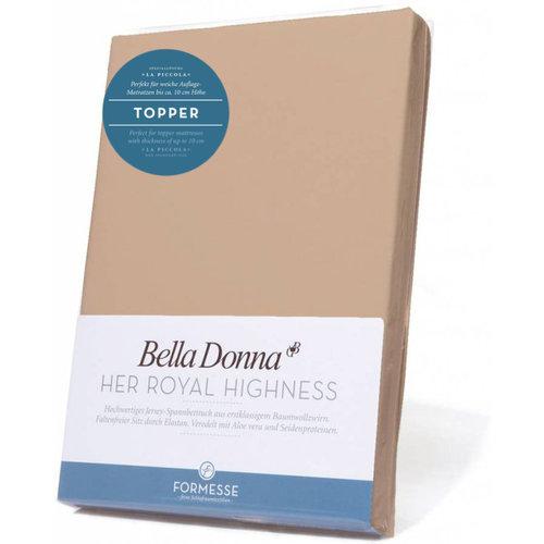 Formesse Bella Donna La Piccola topper hoeslaken Jersey champigon
