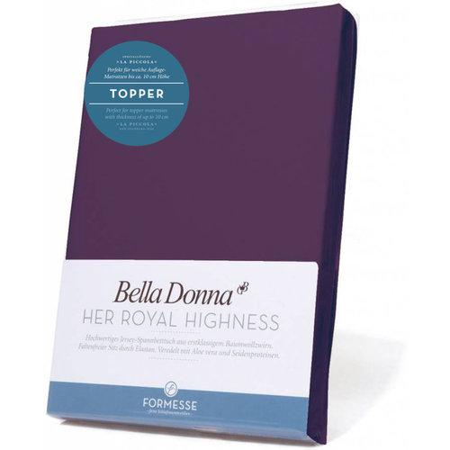 Formesse Bella Donna La Piccola topper hoeslaken Jersey braam