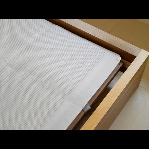 Polydaun Topnop matrasbeschermer