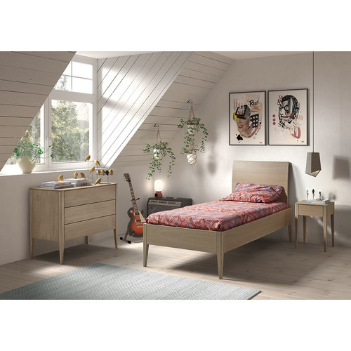 Van Os Bed Locarno