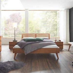 Hasena Bed Oak-Line