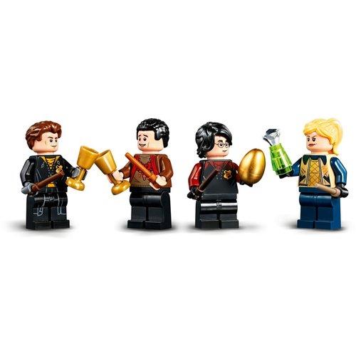 LEGO Harry Potter 75946 Hongaarse Hoornstaart Toverschool Toernooi