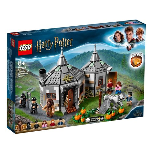 LEGO Harry Potter 75947 Hagrids huisje: Scheurbeks ontsnapping