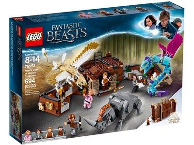 LEGO Harry Potter 75952 Newt's koffer met magische wezens