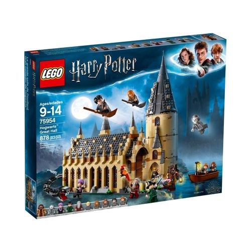 LEGO Harry Potter 75954 De Grote Zaal van Zweinstein