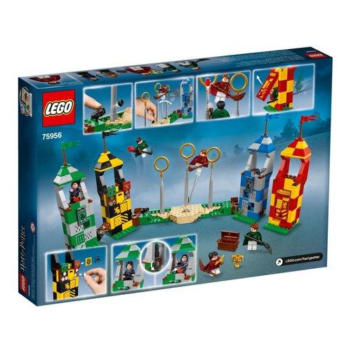 LEGO Harry Potter 75956 Zwerkbal wedstrijd