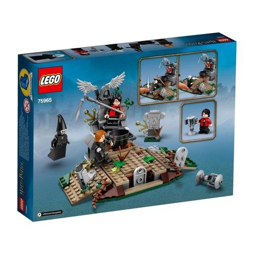 LEGO Harry Potter 75965 De opkomst van Voldemort