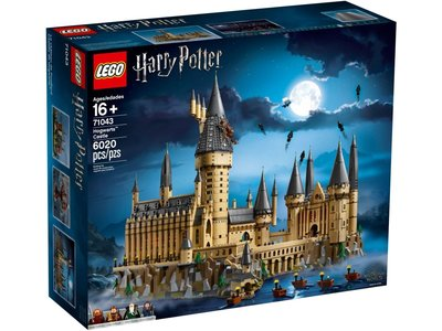 LEGO Harry Potter 71043 Kasteel Zweinstein