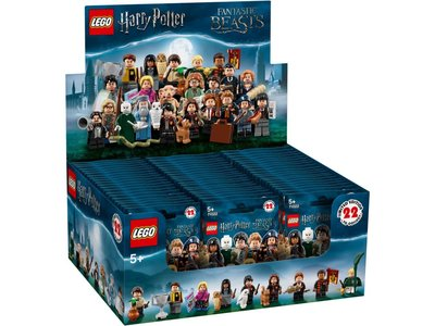 LEGO Harry Potter 71022 Doos Minifiguren Harry Potter