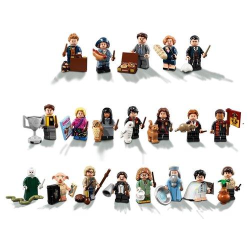 LEGO Harry Potter 71022 Doos Minifiguren Harry Potter