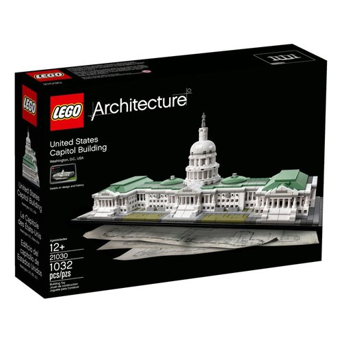 LEGO Architecture 21030 United States Capitol Building