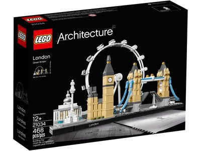 LEGO Architecture 21034 London