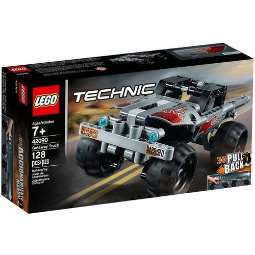 LEGO Technic 42090 Vluchtwagen