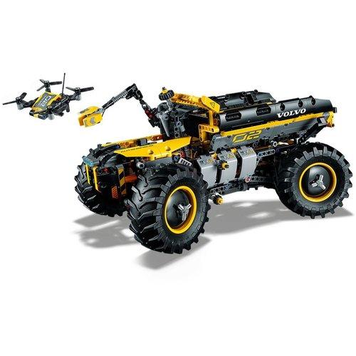LEGO Technic 42081 Volvo Concept wiellader ZEUX