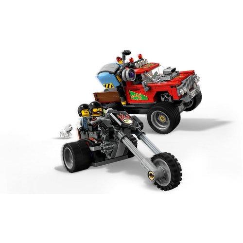 LEGO Hidden Side 70421 El Fuego's stunttruck