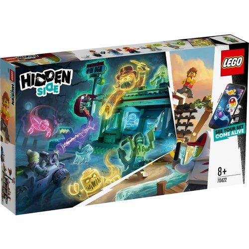 LEGO Hidden Side 70422 Aanval op het garnalententje