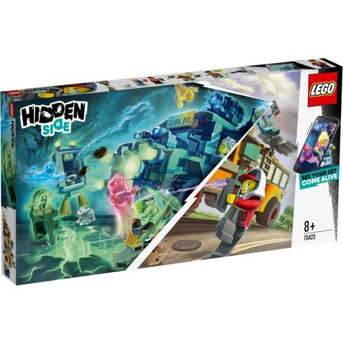 LEGO Hidden Side 70423 Paranormale interceptiebus 3000