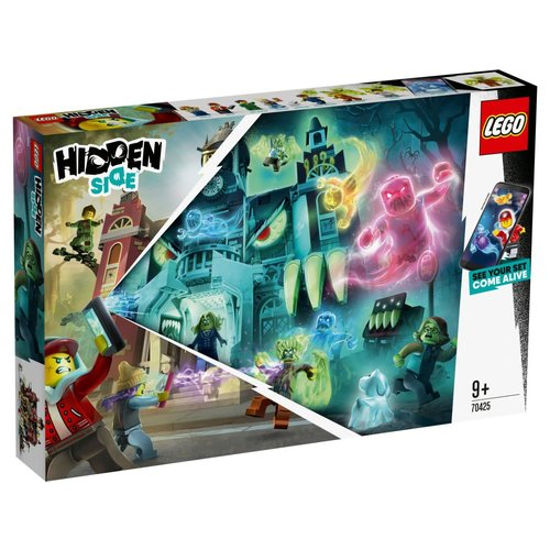 LEGO Hidden Side 70425 De Newbury Spookschool