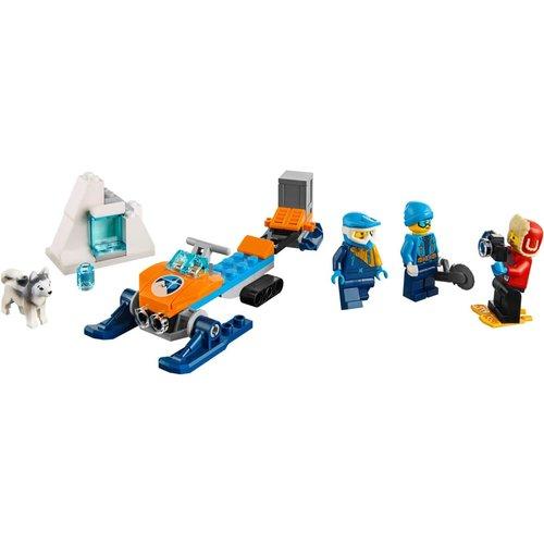 LEGO City 60191 Poolonderzoekersteam