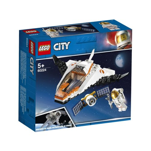 LEGO City 60224 Satelliettransportmissie