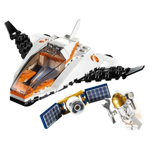 LEGO City 60224 Satelliettransportmissie