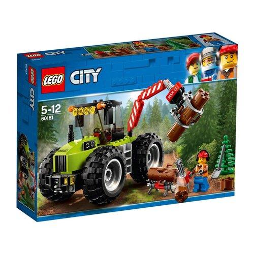 LEGO City 60181 Bostracktor