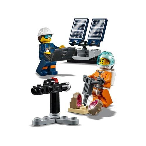 LEGO City 60225 Testrit Rover