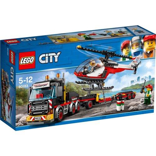 LEGO City 60183 Zware Vrachttransporteerder