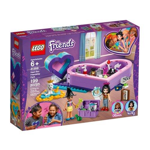 LEGO Friends 41359 Hartvormige dozen vriendschapspakket