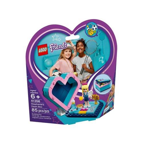 LEGO Friends 41356 Stephanie's hartvormige doos