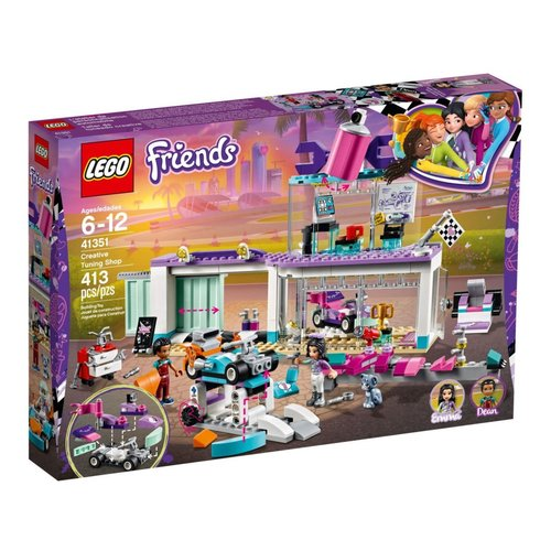 LEGO Friends 41351 Creatieve tuningshop