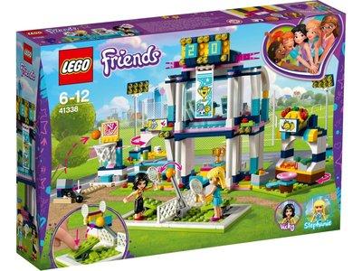LEGO Friends 41338 Stephanie's sportstadion