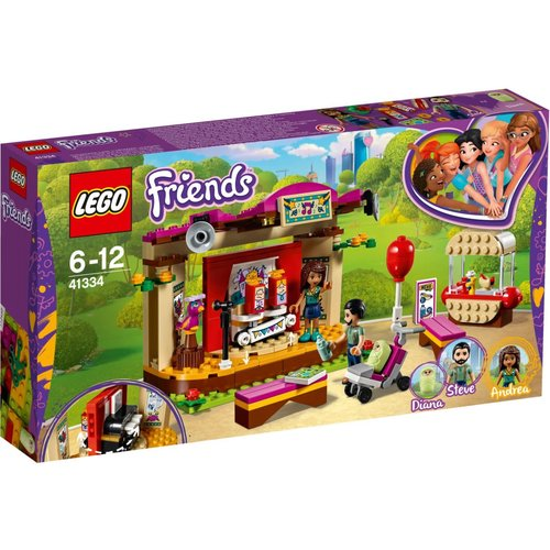 LEGO Friends 41334 Andrea's parkprestaties