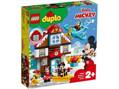 LEGO DUPLO 10889 Mickey's vakantiehuisje