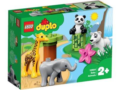 LEGO DUPLO 10904 Babydieren