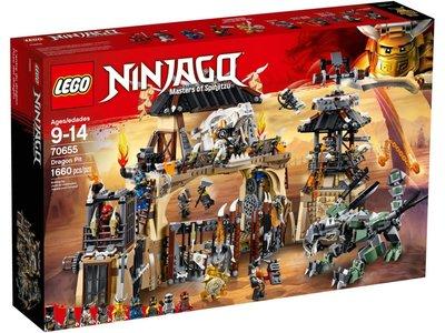 LEGO Ninjago 70655 Drakenkuil