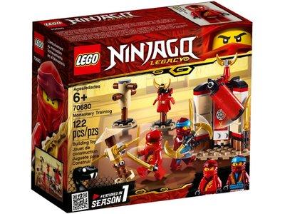 LEGO Ninjago 70680 Kloostertraining