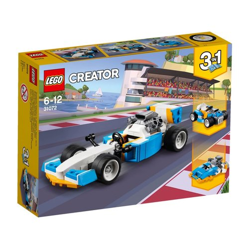 LEGO Creator 31072 Extreme motoren