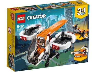 LEGO Creator 3 in 1 31071 Droneverkenner